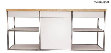 Mueble auxiliar de cocina para arrimar a la pared paperblog for Mueble auxiliar cocina