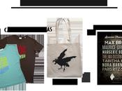 Concurso NACIONAL: despedimos Blogger regalando camisetas literarias colaboración Written