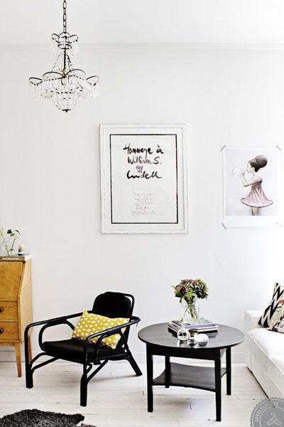 Casa de la blogger Tant Johanna.