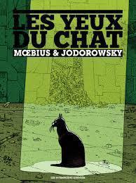 Los ojos del gato: Jodorowsky y Moebius