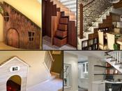 ideas para hacer debajo escalera