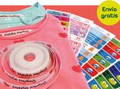 Marcaropa.com lanza nuevo pack etiquetas personalizadas para ropa objetos