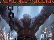 #169. Crímenes Guerra (World Warcraft XXIII), Christie Golden
