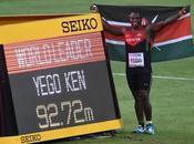 Julius Yego, campeón aprendió lanzar jabalina Youtube