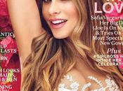 Sofia Vergara prueba vestidos novia para Martha Stewart Magazine