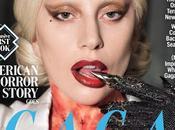 personaje Lady Gaga revelado Entertaiment Weely