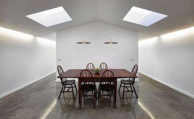 Casa Moderna y Simple en Escocia