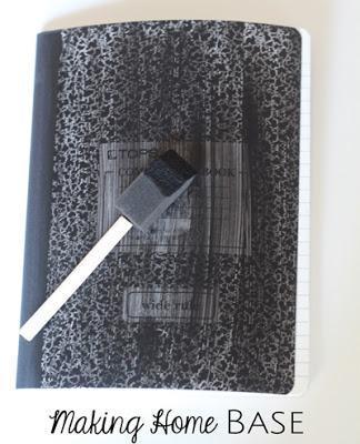 Hacer cuaderno pizarra