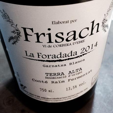 Frisach La Foradada 2014