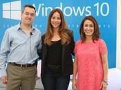 Microsoft presentó Windows celebración para usuario.