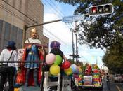 Expectación alegría causó Carnaval Luis