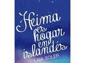 Reseña: Heima hogar islandés Laia Soler
