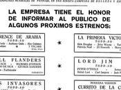 cine Granada hace años, agosto 1965, como