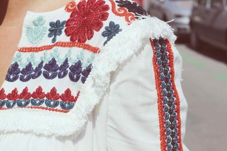 Embroidered Jacket + Indianini Boots Code Discount