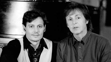 Alice Cooper, Johnny Depp y Joe Perry forman The Hollywood Vampires