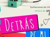 Detrás música, Israel Moreno
