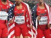 Beijing 2015: Estados Unidos obtuvo prueba 4x400 metros masculino
