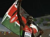 Kenia Jamaica, reyes Pekín atletismo inicia nueva era.