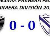 Colón:0 Vélez Sarsfield:0 (Fecha 21°)