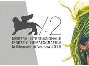EDICIÓN FESTIVAL CINE VENECIA (72th Venice Film Festival)