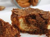 Brownies Marmoleados Dulce Libro Recetas Blanca Flor)