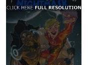 Marvel Comics anuncia Starbrand Nightmask