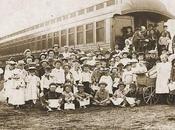 tren huérfanos