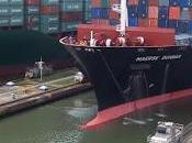 restricciones navegación Canal Panamá levantadas.