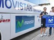 Movistar Inter renueva acuerdo colaboración Autocares Vera lanza tienda OnLine #latiendainterista.com
