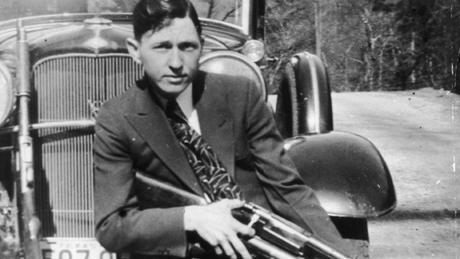 Agradecieron por carta de Bonnie y Clyde a Henry Ford