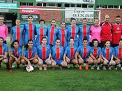 U.D. Ourense Femenino debe entrenar campo solo días. (Precedentes, preferentes prepotentes)