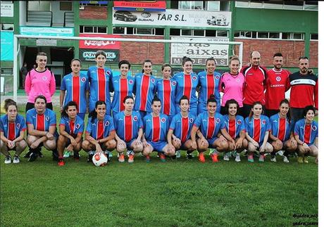 La U.D. Ourense Femenino debe entrenar en un campo de F-8 solo dos días. (Precedentes, preferentes y prepotentes)