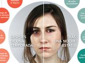 Duerme poco perderás cabeza salud#salud#dormir#infografía