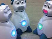 Matemáticas robots sociales Noche Investigadores