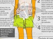 (Infografía) Síntomas Bulimia Anorexia nerviosa