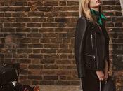 Georgina Jagger diseña colección inspiradas motos para Mulberry