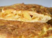 Vídeo receta: Como preparar tortilla patatas crujientes