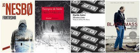 Otoño literario 2015.
