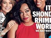 Kerry Washington, Ellen Pompeo Viola David protagonistas Entertaiment Weekly