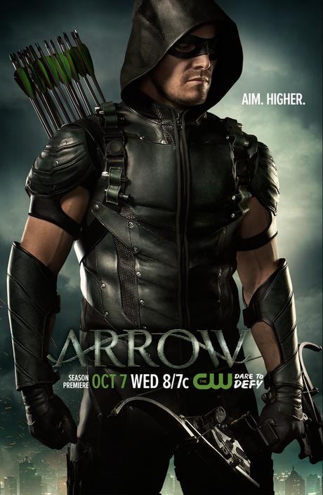 Nuevo Póster De La Segunda Temporada De The Flash Y De La Cuarta Temporada De Arrow