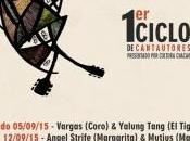 Cultura Chacao presenta 1er. Ciclo Cantautores