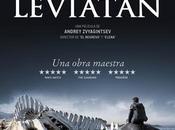Tráiler afiche Leviatán. Estreno cines Chile, Octubre 2015