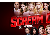 Snacks seriales: Opening Scream queens adiós genio.