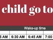 Horarios sueño infantil edades