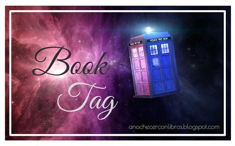 Book Tag: La Tardis   Doctor Who