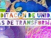 """Meditación unidad"" Transformación Transmutación días Contigo mism@ todo rodea. Cynthia Sánchez Sosa"