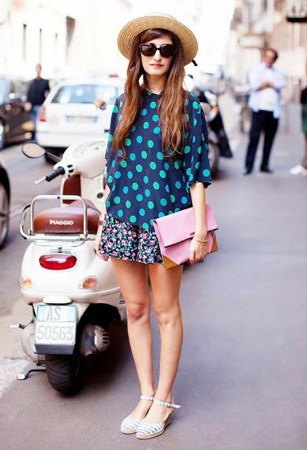 STREET STYLE INSPIRATION; LAST DAYS OF SUMMER.-