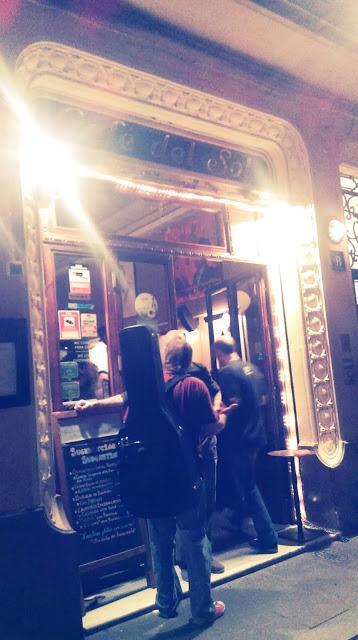 Un café con Sinatra, en Barcelona