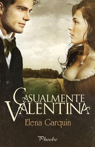 Casualmente Valentina   Autor: Elena García Quintanilla