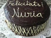 Tarta Chocolate Mermelada Frambuesa